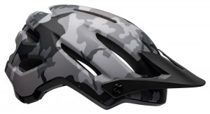 Kask mtb BELL 4FORTY matte gloss black camo roz. L (58–62 cm) (NEW)