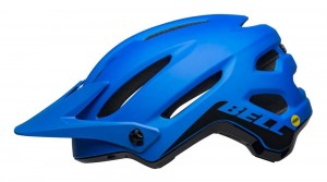 Kask mtb BELL 4FORTY matte gloss blue black roz. M (55-59 cm) (NEW)