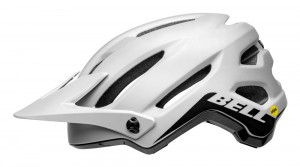 Kask mtb BELL 4FORTY matte gloss white black roz. M (55-59 cm) (NEW)