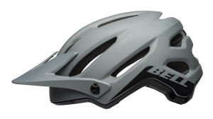 Kask mtb BELL 4FORTY matte gloss gray black roz. L (58–62 cm) (NEW)